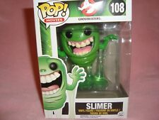 Pop Movies #108 Ghostbusters 30th Anniversary Slimer Super-Stylized Vinyl Funko