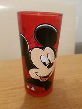 Disneyland Paris Mickey Mouse Drinking Glass