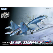 """Great Wall Hobby L4820 1/48 Su-35S """"Flanker-E"""" Multirole Fighter"""