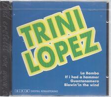 CD--TRINI LOPEZ -- TRINI LOPEZ --