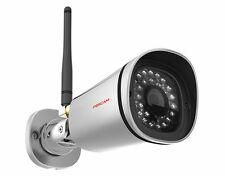 Foscam FI9900P Wireless HD 1080P Waterproof IP Camera CCTV Cloud/Card Storage