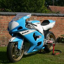 2001 Suzuki GSXR600 race/track bike