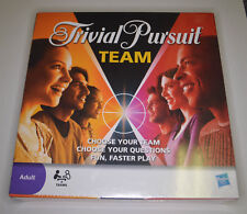 TRIVIAL PURSUIT TEAM Board Game  2009 Hasbro NEW  SEALED