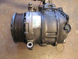 1999 2000 01 02 2003 2004 2005 2006 MERCEDES-BENZ W220 S430 S500 A/C COMPRESSOR