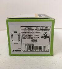 Leviton Sensor Power Pack For Occupancy Sensors OPP20-D2