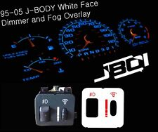 Chevrolet Cavalier White Face DIMMER+FOG 1995-2002 >>special edition<< 98 96 97