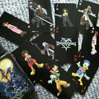 Kingdom Hearts Square Enix FINAL MIX Playing Cards Deck promo official Disney