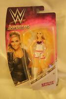 Mattel WWE Superstars Series Natalya Action Figure