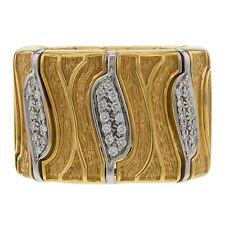 Diamond Band 18k Fine Rings