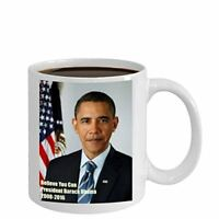 President Obama mug-coffee-souvenir-commemorative-gift-tea cup-unique-novelty