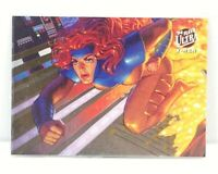 1994 Fleet Ultra X-Men Limited Edition Subset Jean Grey #9 of 9 Foil Card