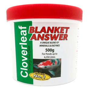 Cloverleaf Blanket Answer 500g (Treats 1400g-6250ltr) Kills Blanket Weed