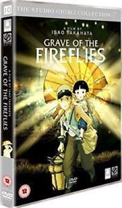 Grave of the Fireflies [DVD][Region 2]