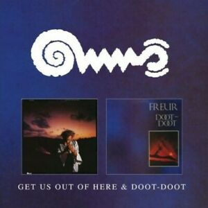 Freur - Get Us Out of Here / Doot Doot CD NEW