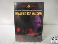 Invasion of the Body Snatchers (1978) DVD Brooke Adams
