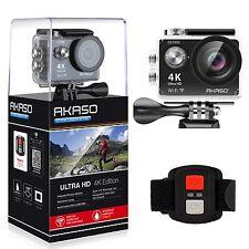 """EK7000 4K WIFI Sport Action Camera 2"""" DV 1080P HD Cam DVR Waterproof+2pc Battery"""