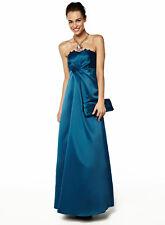 BHS Iris Bridesmaid Dress Ocean/Teal Size 20