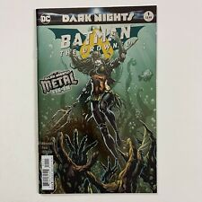 DARK NIGHTS BATMAN THE DROWNED 1 NM (2017, DC COMICS)