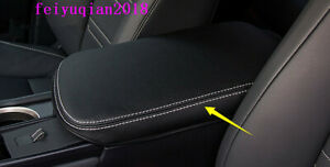 Leather Top Center Armrest Surface Case Cover For Lexus NX200t 300 300h 15-2020