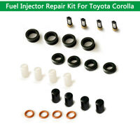 Fuel Injector Repair Kit Parts Replace For Toyota Corolla MR2 4AGE 4AGELC