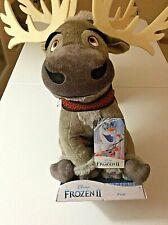Disney Frozen II Large Plush *Sven* Ages 3+ Brand New