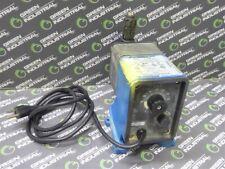 Used Pulsatron Lb02sa Ptc1 G19 A Plus Electronic Metering Pump 6 Gpd 150 Psi