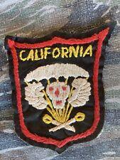 Vietnam War Original Theater Special Forces MACV SOG Recon Team CALIFORNIA Patch
