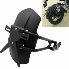 For BMW G310GS G310R Rear Fender Mudguard Guard Cover Motorcycle ABS Black New