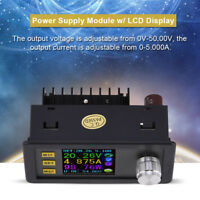 DP20V30V/50V 15A/5A Programmable Step-down Regulated Digital Power Supply Module