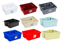 Wham Colourful Plastic KITCHEN CADDY Tidy Cleaning Tool Utility Handy Storage
