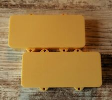 JAZZMASTER PICKUP COVER CREAM NO HOLE - 1 PAIR