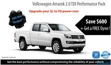 VW Amarok 2.0 TDI Performance Pack 4 cylinder +30KW +100NM Euro Car Upgrades