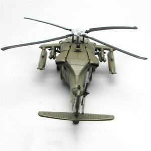 1:72 Scale 29CM Black Hawk Helicopter Military Army Fighter Aircraft Model Toy