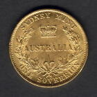 Australia. 1866 Sydney Mint - Sovereign... Near Full Lustre... aEF/gEF