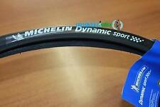 Copertone bici corsa MICHELIN Dynamic Sport 700x23 nero/nero
