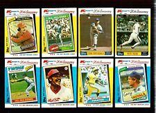 1982 K-MART BASEBALL --- 39 CARD LOT ---  NM-MT  - SEE LIST