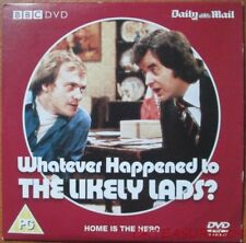WHAT EVER HAPPENED TO THE LIKELY LADS DVD HOME IS THE HERO RODNEY BEWES