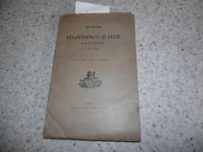 1925.Histoire rétablissement culte en France 1802-05.Boulay de la Meurthe