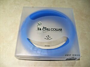 "The Chill Collar by All Four Paws, Large 7"" Just Chill Dog Cooling Collar"