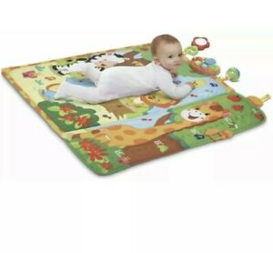 Brand New VTech 3-in-1 Grow with Me Playmat & Height Chart- Baby Toys Mat