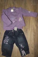 RARITÄT! NEU! Wunderschöne Set von NEXT - Jeans, Jacke, Tunika, Gr. 98