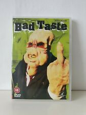 Bad Taste DVD 1987 Peter Jackson Cult New Zealand Horror Movie Classic