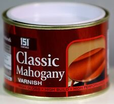 CLASSIC MAHOGANY VARNISH PAINT Indoor Outdoor Top Coat Painting 180 ml