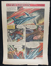 Flash Gordon / Li'l Abner - Star Weekly Newspaper Clipping - 4/10/1954