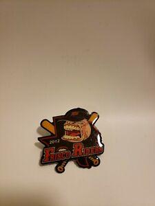 Frisco Riders Texas Baseball Team 2012 Double Post Pin