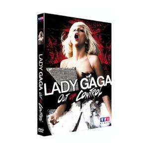 Lady Gaga Out of control DVD NEUF
