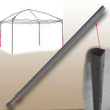 "Coleman 12 x 12 Canopy Gazebo EXTENDED ADJUSTABLE LEG 84"" Parts with Slider"