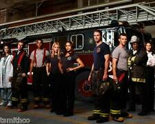 Chicago Fire Cast 8x10 Photo 001