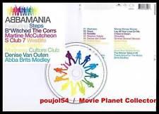 ABBAMANIA (CD) Corrs,Madness,Culture Club,Steps... 1999