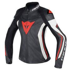 Giacche da donna in pelle per motociclista Taglia 48